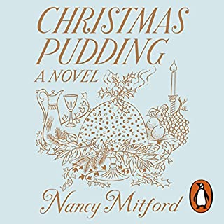 Christmas Pudding cover art