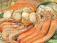 カニ鍋 海鮮鍋 蟹よせ鍋 ゴールドセット 海鮮カニナベセット 蟹足入り (3~5人前が目安)