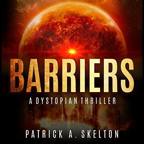 Barriers audiobook cover art