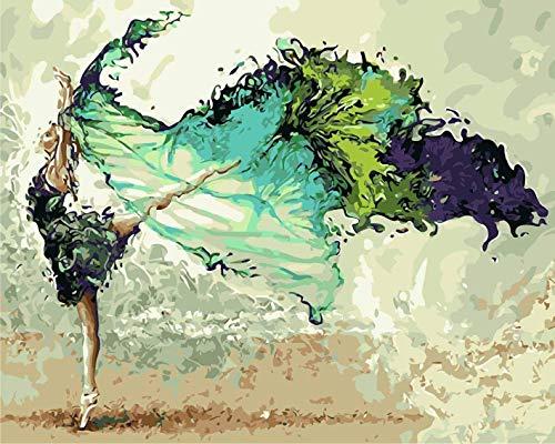 Bailarinas Verde