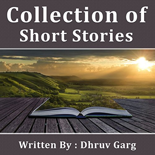 Collection of Short Stories audiobook cover art