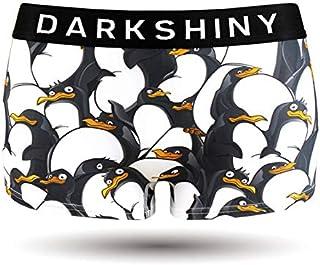 [DARK SHINY(ダークシャイニー)] ボクサーパンツ レディース PENGUIN ペンギン (YLLB02)