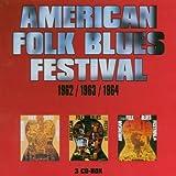 Various: Americ.Folk Blues Fest.1962-64 (Audio CD)