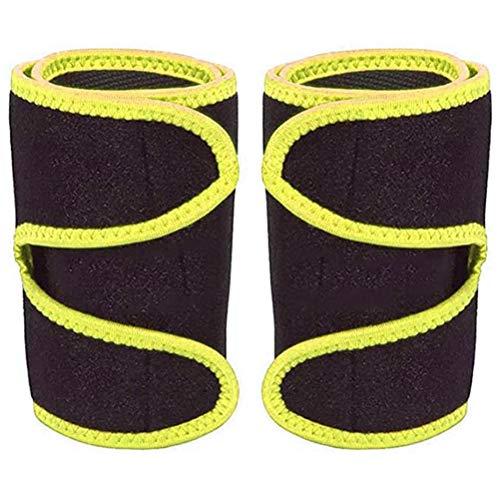 Yooyg Cinturón reductor de cintura, cinturón de entrenamiento de cintura ajustable, para hombre y mujer
