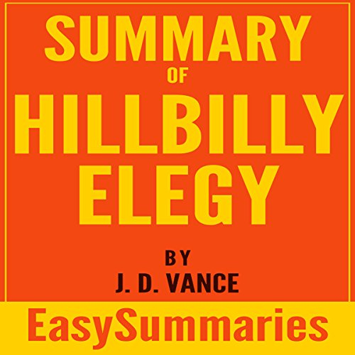 Summary of Hillbilly Elegy By J. D. Vance Titelbild