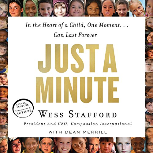 Just a Minute audiobook cover art