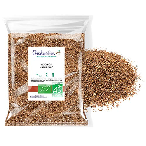 Tè Rosso Rooibos Naturale Africa Bio 1 kg