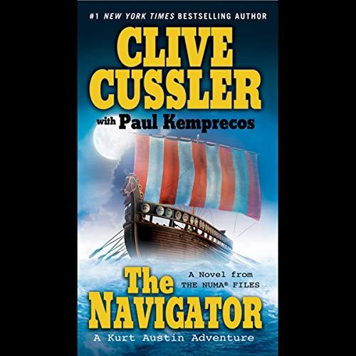The Navigator audiobook cover art