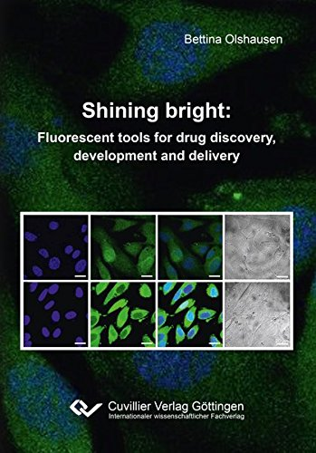 Shining bright: Fluorescent tools for drug discovery, development and delivery