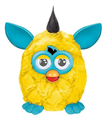 Furby Selvatici colori freddi, giallo