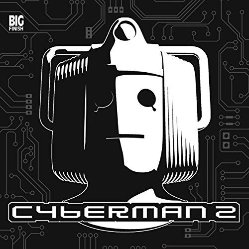 Cyberman 2 audiobook cover art