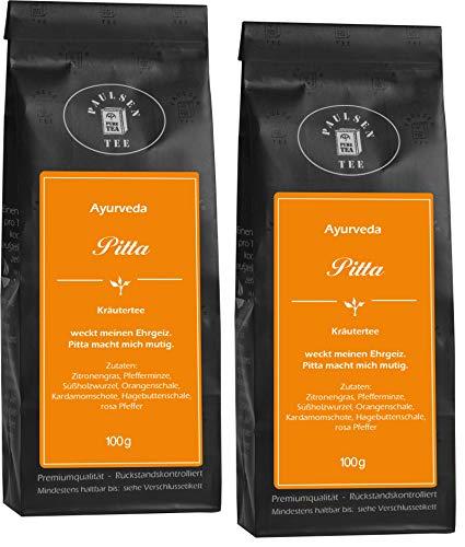 Paulsen Tee Ayurveda Tee Pitta 2x100g (49,75 Euro / kg)