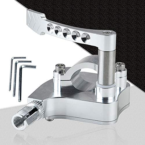 7 8 Universal Billet Throttle Thumb Assembly by HuthBrother Compatible with YAMAHA Banshee Raptor product image