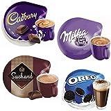 Tassimo T Disc Probierpaket: Alle Tassimo Kakaospezialitäten Heiße Schokolade