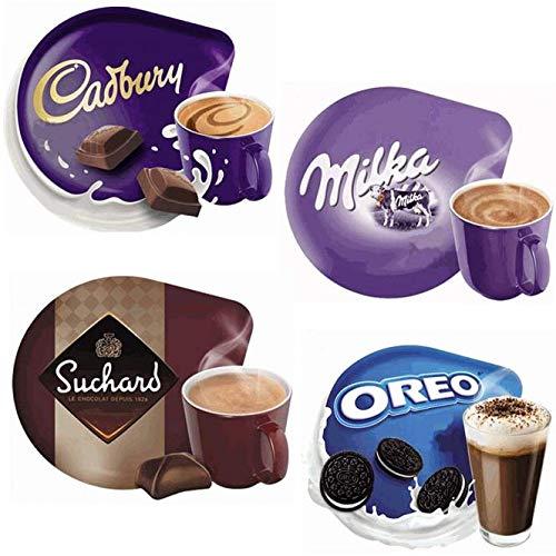 Tassimo T Disc Probierpaket: Alle Tassimo Kakao Spezialitäten Heiße Schokolade