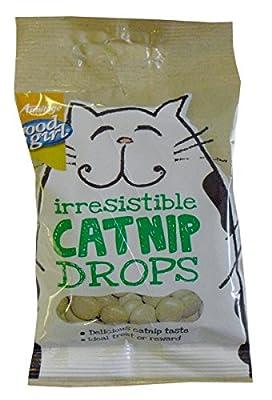 Good Girl Cat Nip Drops 40gPack of 18