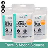 Nature Soothie Tummy Soothie: Honey Lollipops with Herbal extracts That Support...