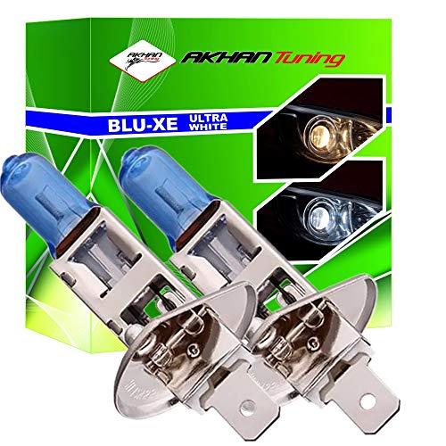 H1100W - Xenon look lampe halogène ampoule ampoule de rechange set H1 100W 12V