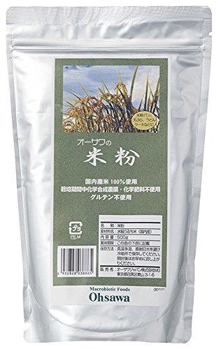 オーサワの米粉