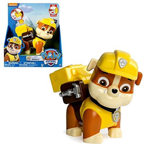 Paw Patrol Patrulla Canina Selección Deluxe Figura Personajes del Juego