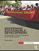 Governing Sustainable Development: Partnerships, Protests and Power at the World Summit (Interventions)
