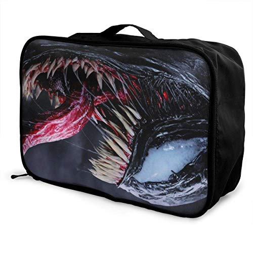 Viaje Lage Bolsa de lona ligera maleta portátil Bolsas para mujeres hombres niños impermeable grande Bapa Caity