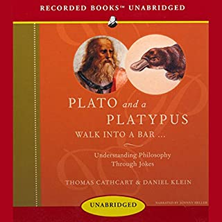 Plato and a Platypus Walk into a Bar cover art
