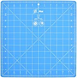 Dritz Quilt 101 28012 Double-Sided Cutting Mat, 12 x 12-Inch