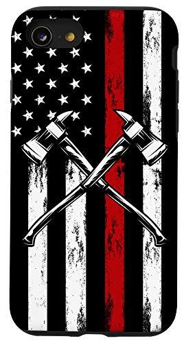 iPhone SE (2020) / 7 / 8 US Flag Fi…