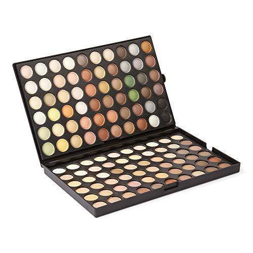 Laroc 120 colori dell'ombra di occhio dell'ombretto della gamma di colori del corredo di trucco Set Make Up Box Professional …