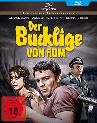 Der Bucklige von Rom (Filmjuwelen) [Blu-ray]