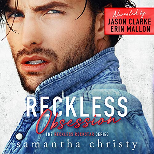 Reckless Obsession Audiobook By Samantha Christy cover art