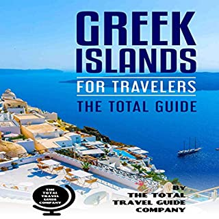 Greek Islands for Travelers: The Total Guide cover art