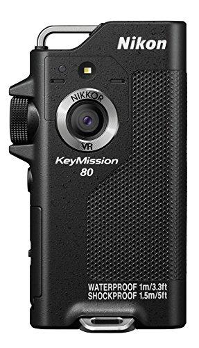 Nikon KeyMission 80 schwarz