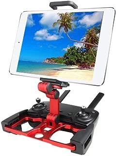 HonsCreat Aluminum Foldable Tablet Stand Holder with Lanyard Support Crystal Sky Monitor Fits for DJI Mavic 2 Pro/Mavic 2 Zoom/Spark/Mavic Air/Mavic Pro Remote Controller