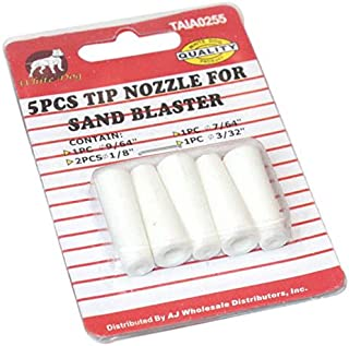 Best sandblasting nozzle tips Reviews