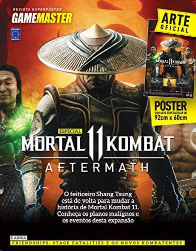 Superpôster Game Master - Mortal Kombat 11 Aftermath