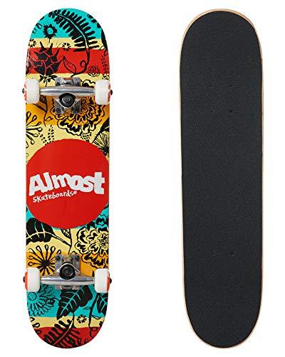 Almost Skateboard Complete Deck Primal Print FP 7.0