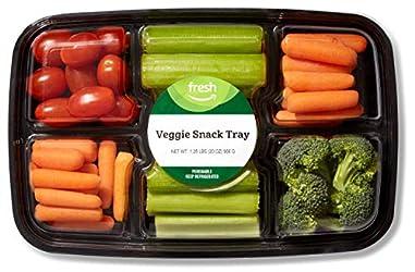 Fresh Brand – Veggie Snack Tray, 20 oz