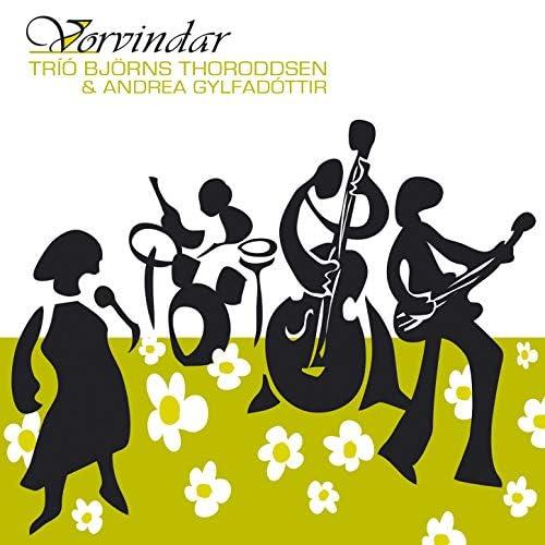 Tríó Björns Thoroddsen & Andrea Gylfadóttir