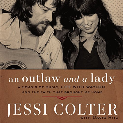 An Outlaw and a Lady audiobook cover art