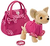 Simba 105897617SMO Chichi Love - Chihuahua Interactivo de Juguete (20 cm) (versión en francés)