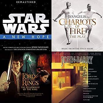 Oscar-Winning Film Scores