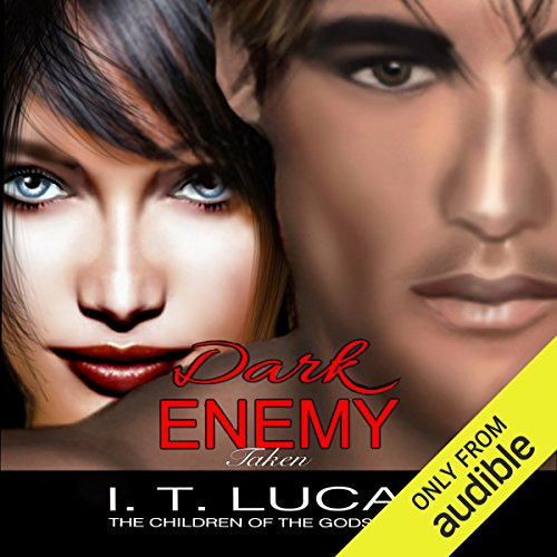 Dark Enemy Taken audiobook cover art