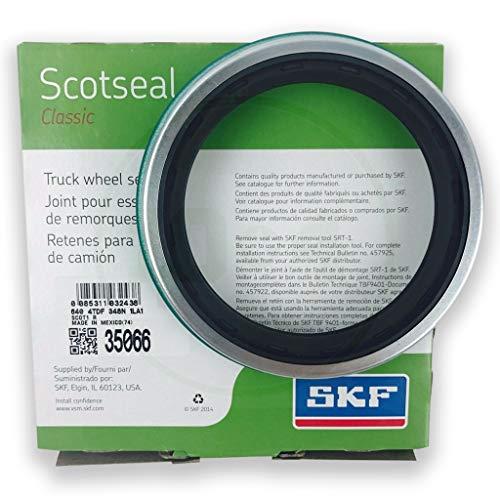 R Lip Code CRW1 Style SKF 7439 LDS /& Small Bore Seal 1.25 Bore Diameter 0.75 Shaft Diameter 0.188 Width Inch