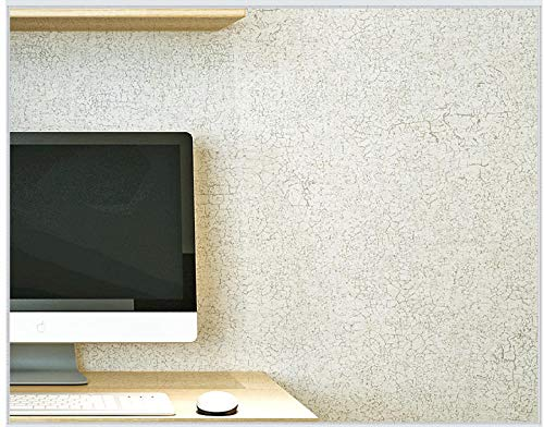 Behang vliesbehang - ijs kraken 3D muursticker woonkamer achtergrond slaapkamer milieubescherming deco 0,53 m x 10 m crème-wit