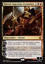 Magic: The Gathering - Daretti, Ingenious Iconoclast (074/221) - Conspiracy 2: Take The Crown
