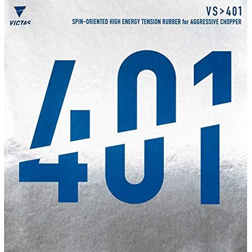 VICTAS Belag VS 401 Optionen 1,5 mm, rot