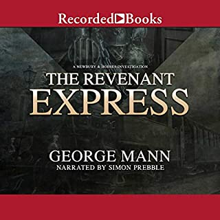 The Revenant Express                   Auteur(s):                                                                                                                                 George Mann                               Narrateur(s):                                                                                                                                 Simon Prebble                      Durée: 6 h et 40 min     Pas de évaluations     Au global 0,0