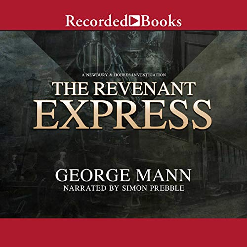The Revenant Express  By  cover art